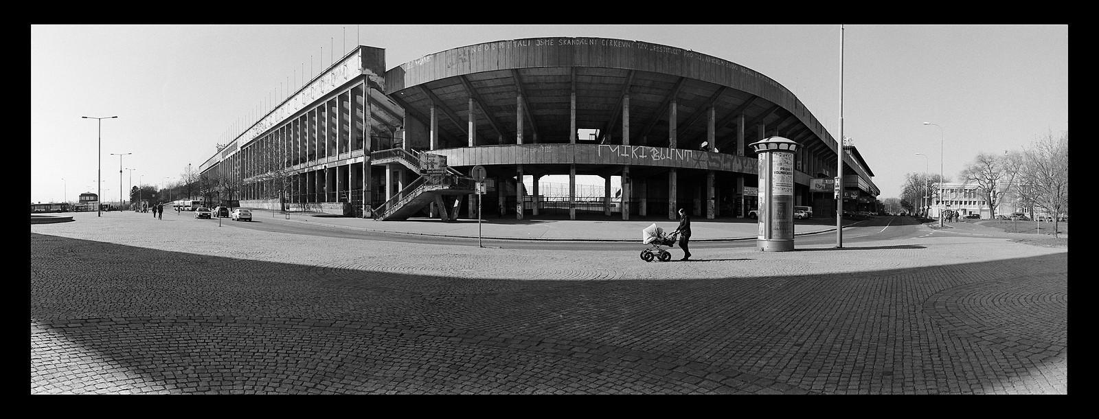 Strahovský stadión